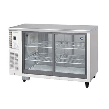 120公分滑門工作台展示冰箱(深60)