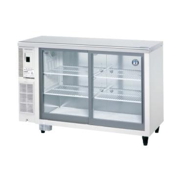 120公分滑門工作台展示冰箱