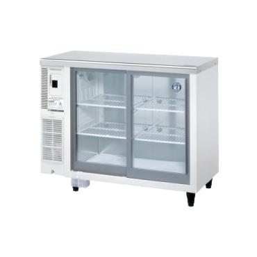 100公分滑門工作台展示冰箱