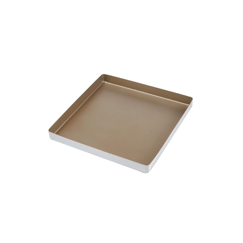 鋁合金方型烤盤(金色不沾)