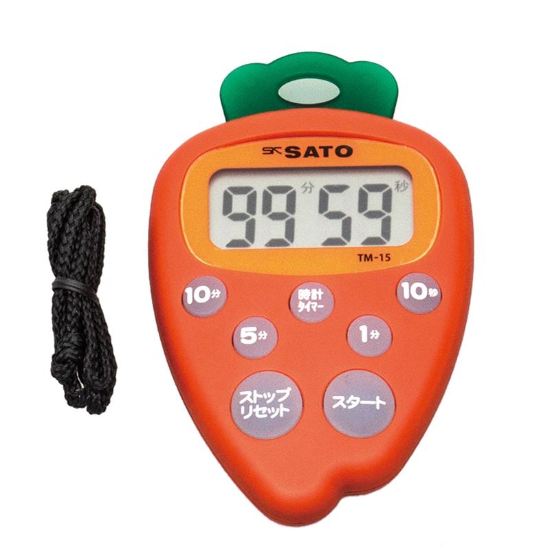 紅蘿蔔造型計時器