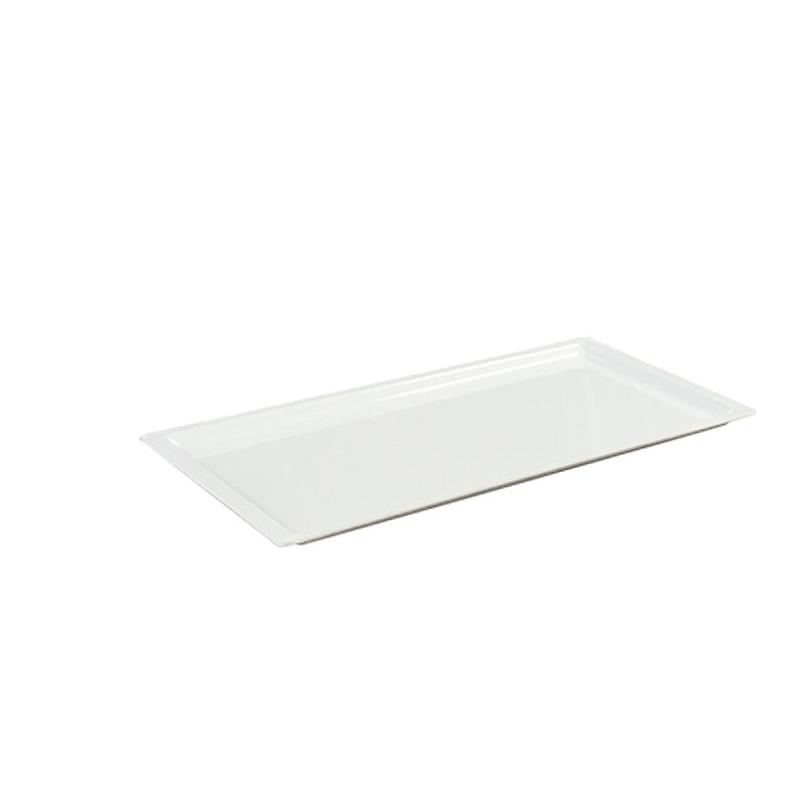 美式份數盤-白色