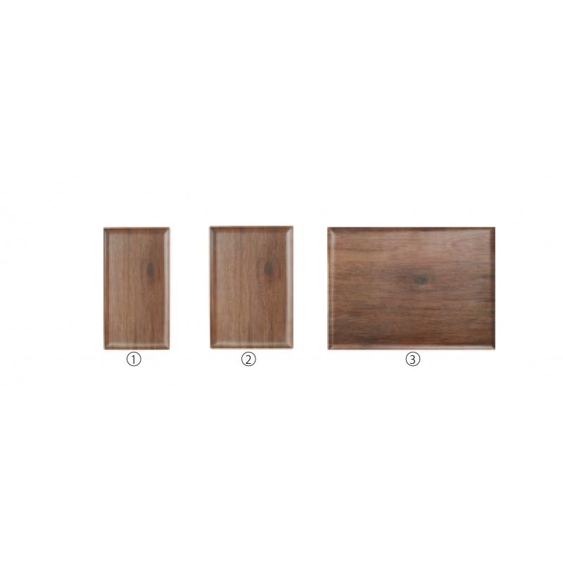 無敵烘焙6″長方盤-細橡木紋 / 無敵烘焙5″長方盤-細橡木紋 / 無敵烘焙16″長方盤-細橡木紋