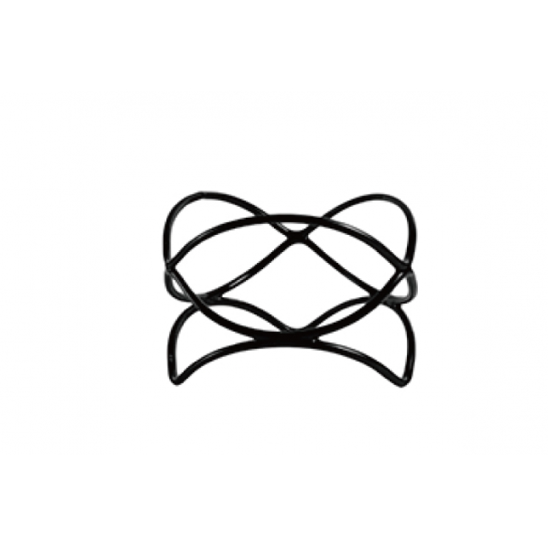 3D止滑圓展示架-6″波浪舞
