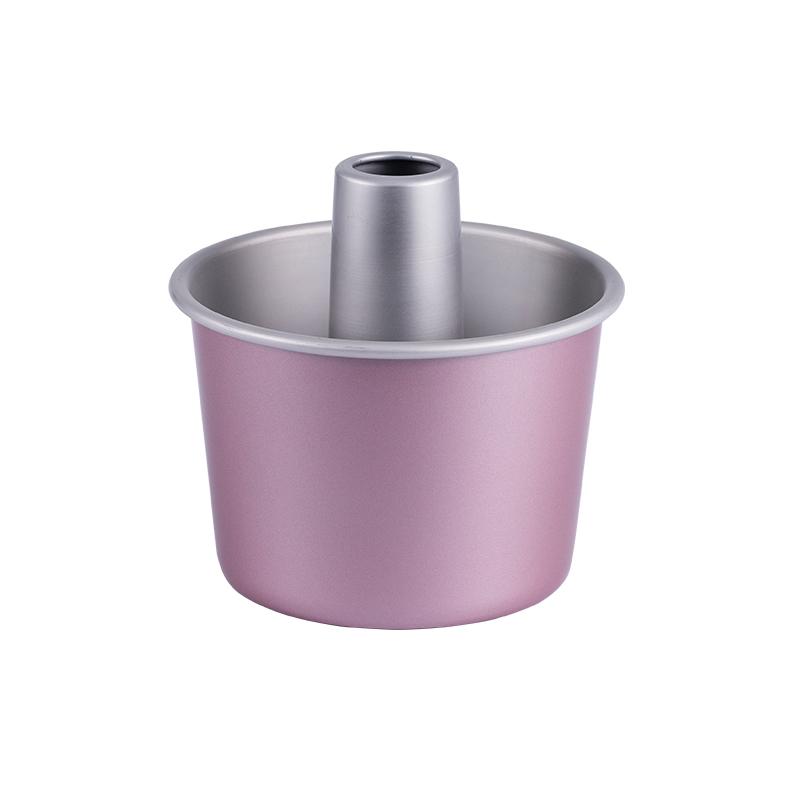 15cm戚風蛋糕模組(陽極)-金屬玫瑰色