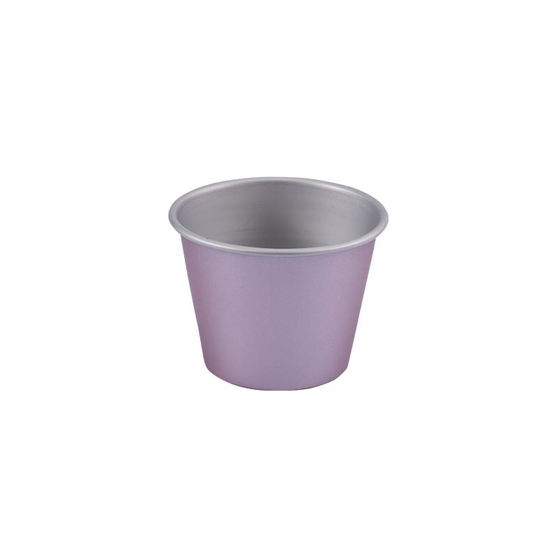 小布丁杯-6入(陽極)(金屬玫瑰色)
