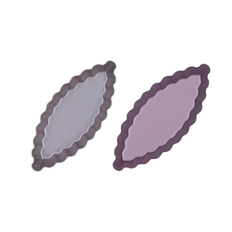 船型菊花模-6入(陽極)(金屬玫瑰色)