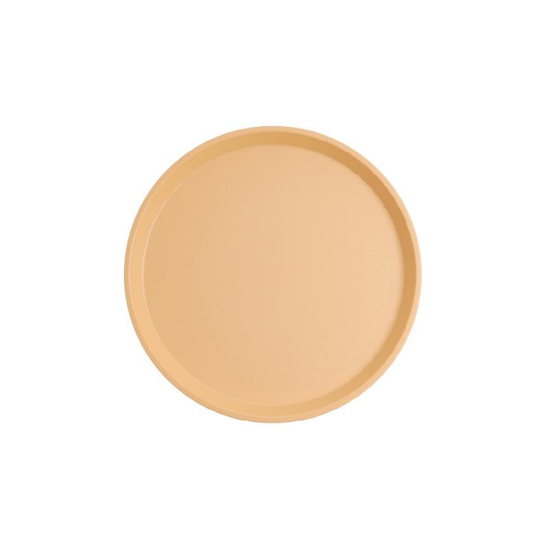 塑膠圓盤(橘色)