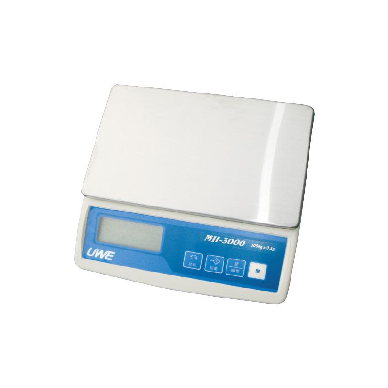 3000g 高解析磅秤