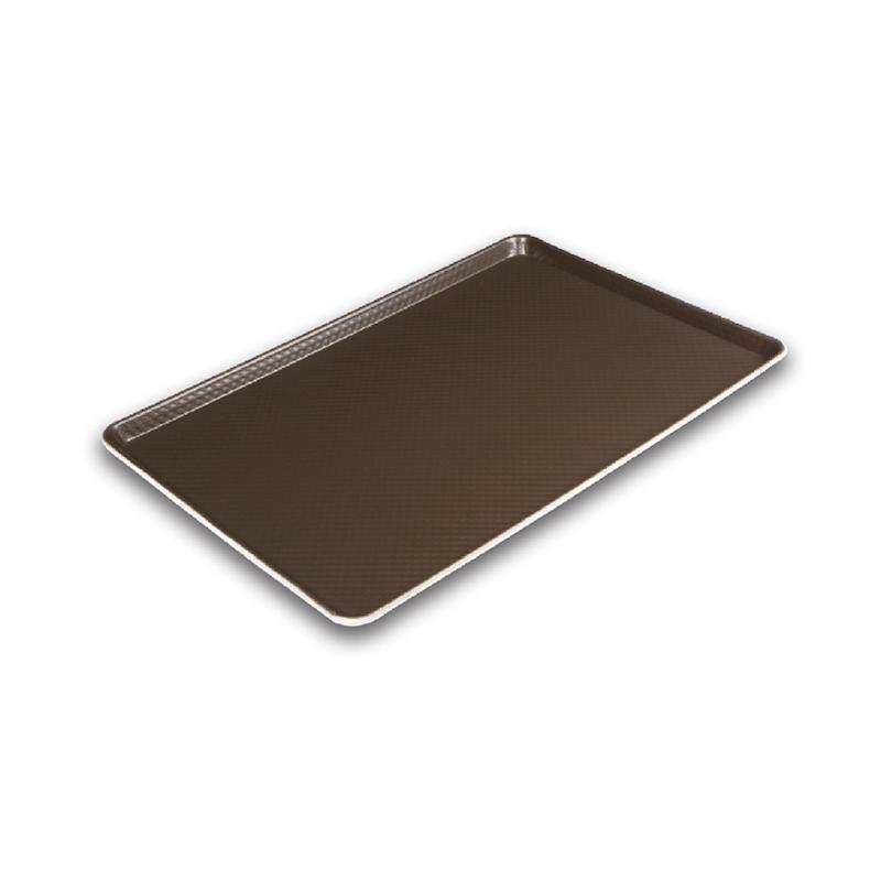 節能波紋鍍鋁烤盤(不沾)