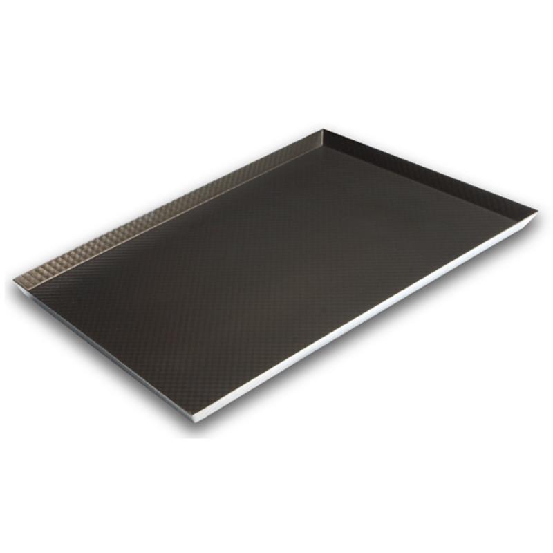 節能波紋鋁合金烤盤(不沾)