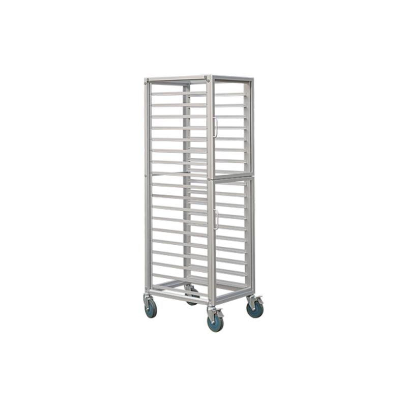 18層固定密封式鋁合金台車(陽極)