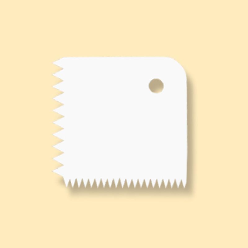 塑膠齒型刮板