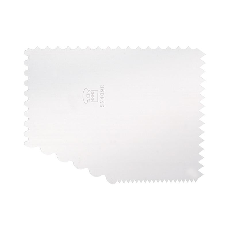 不銹鋼齒型刮板(電解)