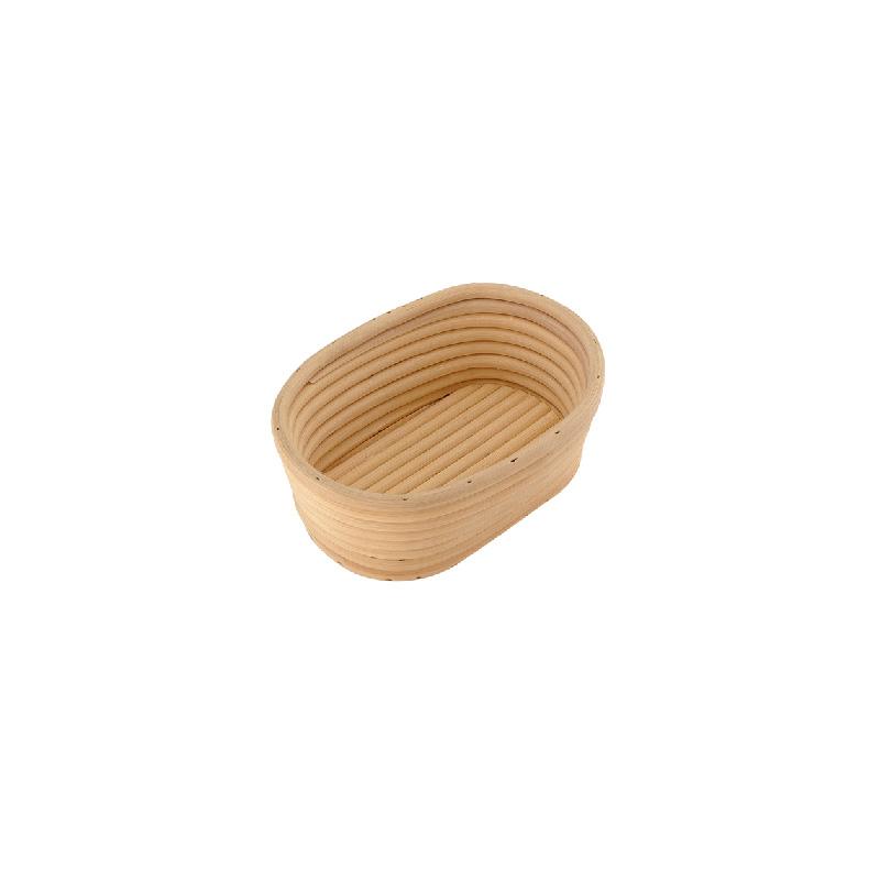 橢圓型發酵籃(中)