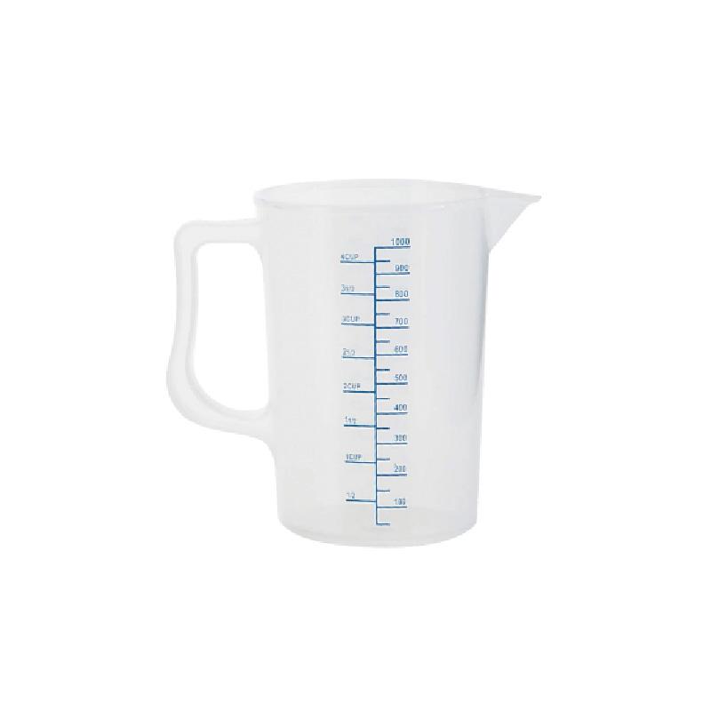 塑膠量杯(1000cc)