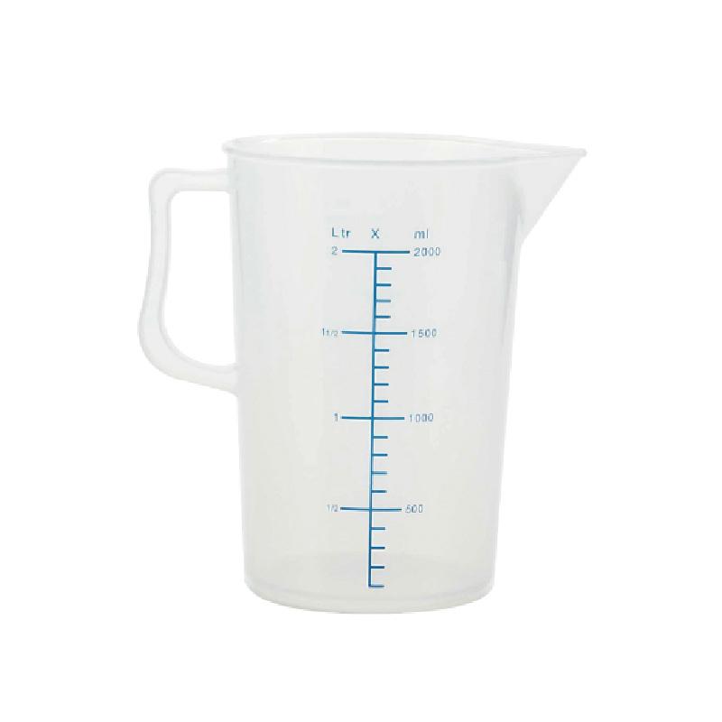 塑膠量杯(2000cc)