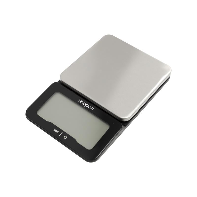 廚房電子秤-承重3kg(黑)