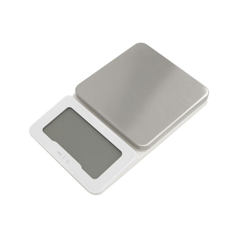 廚房電子秤-承重3kg(白)