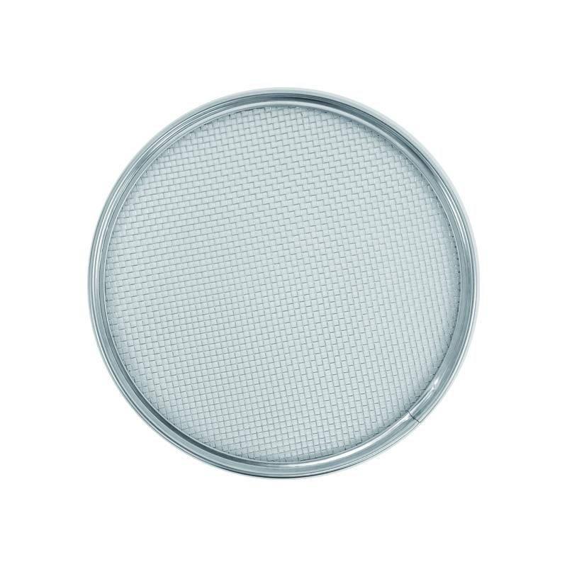 24cm不銹鋼扣環式粉篩-網 (7目)