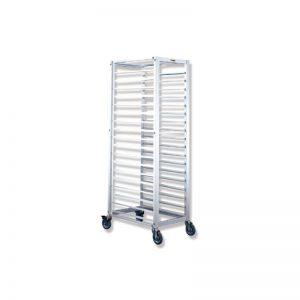 18層活動式鋁合金台車-組裝(陽極)